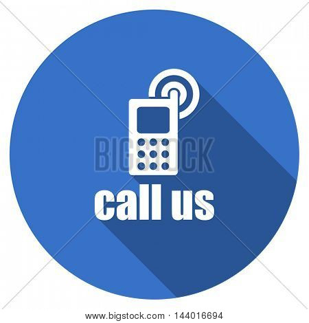 call us vector icon