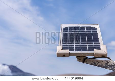 Photovoltaic Using Renewable Solar Energy From The Sun