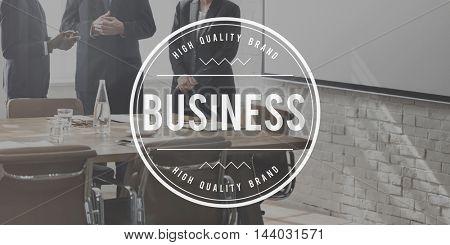Business Corporate Development Corporation Concept