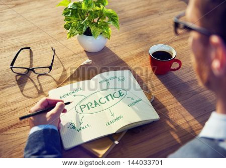 Education Perfection Success Study Knowledge Concept