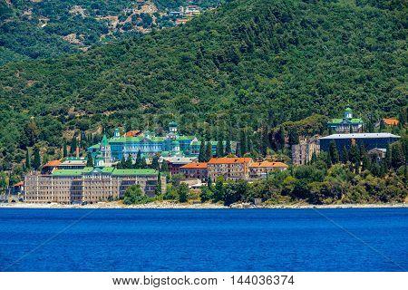 Saint Panteleimon Monastery,  Mount Athos