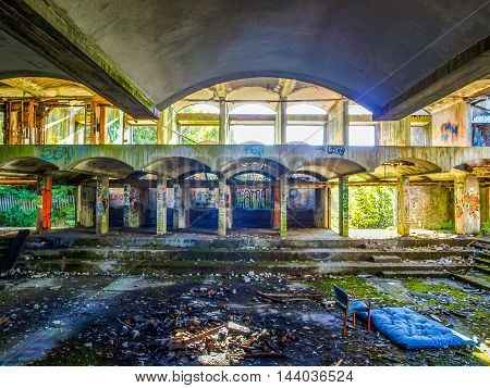 St Peter Seminary Cardross (hdr)