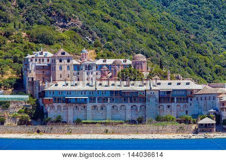 Xenofontos Monastery, Mount Athos
