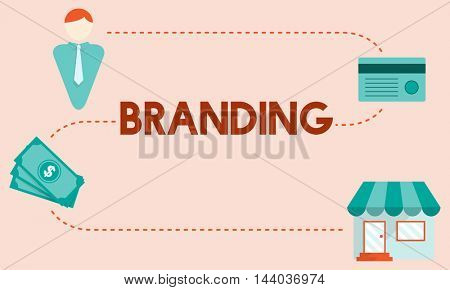 Branding Marketing Commercial Trademark Concept