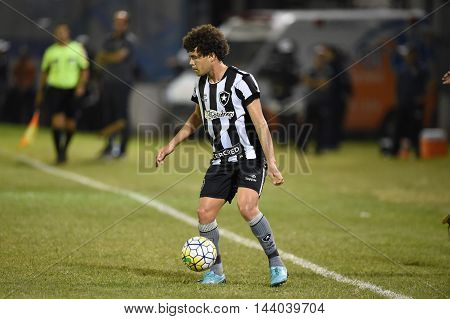 Rio de Janeiro Brazil - july 27 Camilo during Botafogo x Bragantino valid for the return leg of the 3rd phase of the Brazil Cup held at the Arena Botafogo