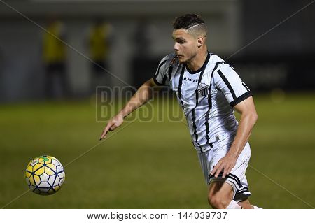 Rio de Janeiro Brazil - july 27 Claudinho during Botafogo x Bragantino valid for the return leg of the 3rd phase of the Brazil Cup held at the Arena Botafogo