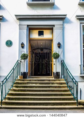 Abbey Road Studios (hdr)