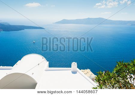 Beautiful View Of The Sea And Islands