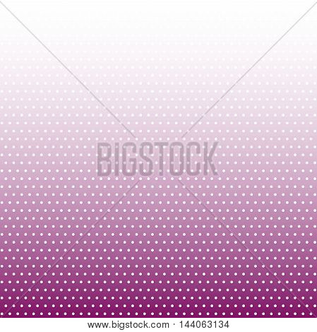Geometric modern vector pattern. Fine ornament with dotted elements