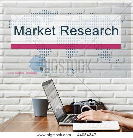 Market Research Analyze Consumer Feedback Concept