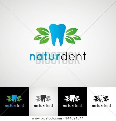 Creative dental logo template. dentist clinic insignia, stomatologist practice sign, orthodontist illustration, teeth vector design, tooth branding t-shirts picture, business card graphic, medical products or medicine poster image