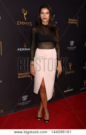 LOS ANGELES - AUG 24:  Sofia Pernas at the Daytime TV Celebrates Emmy Season  at the Television Academy - Saban Media Center on August 24, 2016 in North Hollywood, CA