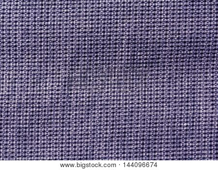 Abstract Grey Textile Texture With Pattern.
