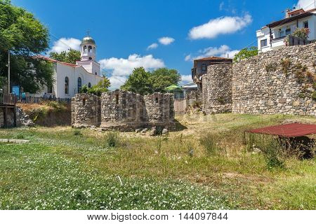 Church of St. Cyril and St. Methodius, Sozopol town, Bulgaria