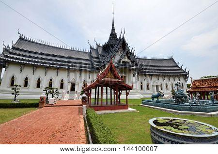Sanphet Prasat Palace In Ancient City, Bangkok