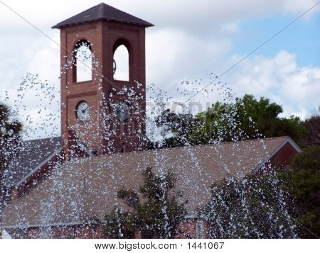 Watering The Building