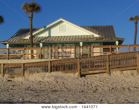 Beach Rest Stop