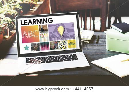 Learning Communication Education Concept