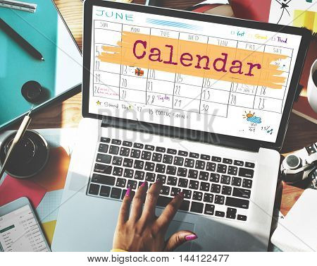 Calendar Agenda Planner Reminder To Do Concept
