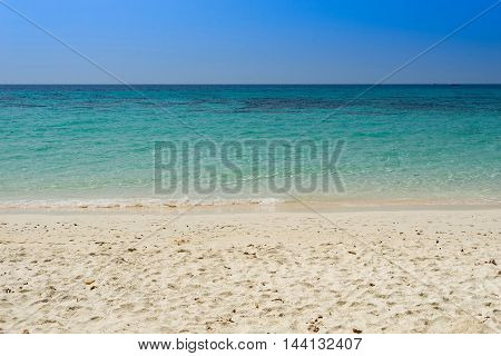sea beach for vacation time and relax from hard work