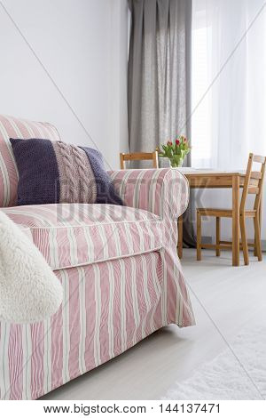 Comfortable Sofa Ideal For Relax