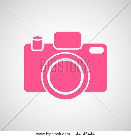 Camera-pink