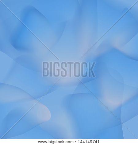 Universal neutral background of flower petals. blue color