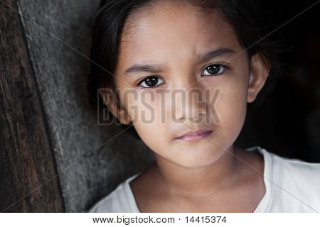 Philippines Girl Portrait