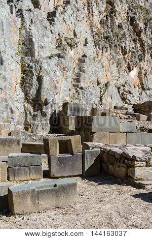 Inca Stone Work