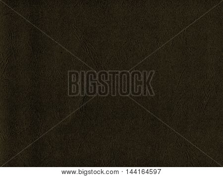 Blank Black Paper Background Sepia