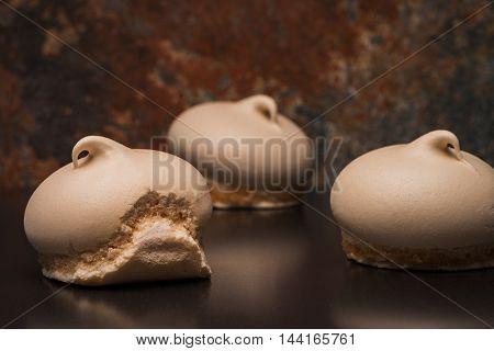 Three Delicious Meringue