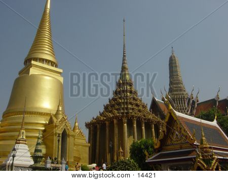 Sightseeing In Bangkok