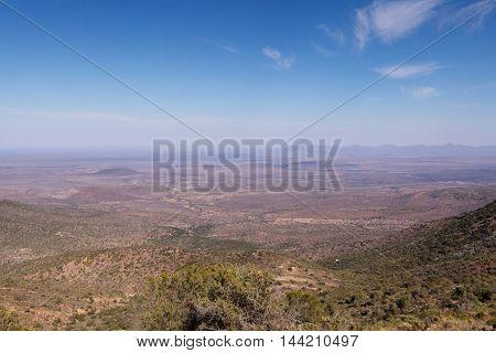 The View - Graaff-reinet Landscape