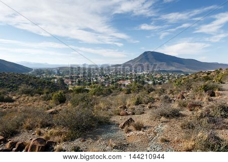 The Town - Graaff-reinet Landscape