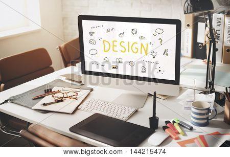 Creation Ideas Light Bule Imagination Arts Development Concept