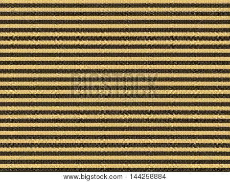 Red Striped Fabric Texture Background Sepia