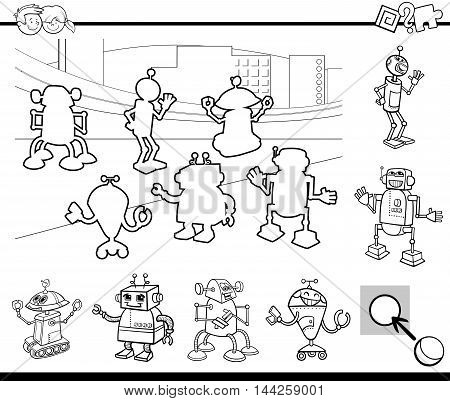 Activity Game Coloring Page