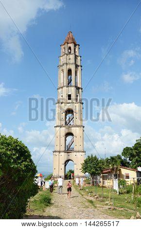 Manaca Iznaga Estate Tower