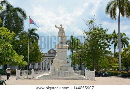 Jose Marti Square