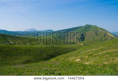 Mountains of Turkmenistan