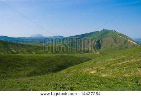 Mountains of Turkmenistan