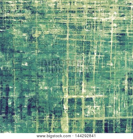 Abstract colorful background or backdrop with grunge texture and different color patterns: gray; green; blue; yellow (beige); cyan; white