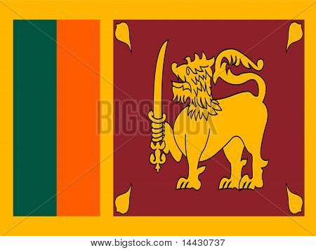 Sri Lanka National Flag