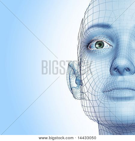 3D eye, biometric