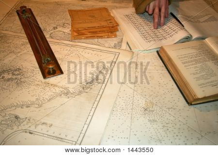 Nautical Maps