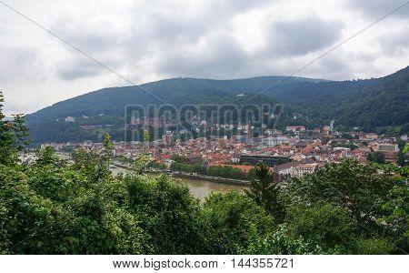 Heidelberg Philosophers Walk