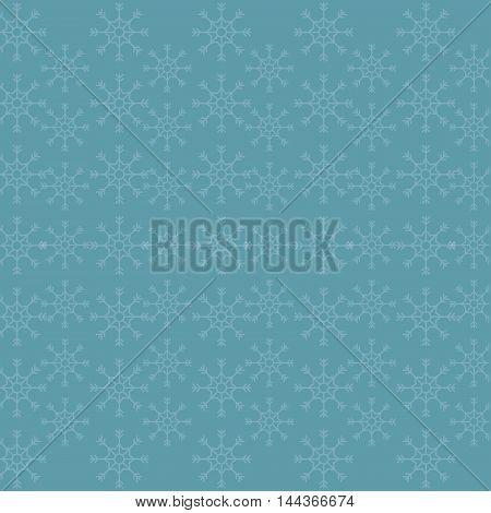 snowflakes pattern background icon vector illustration icon
