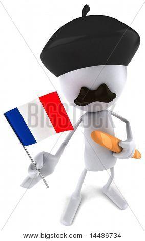 Carácter francés
