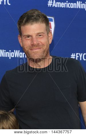 LOS ANGELES - AUG 24:  Stephen Rannazzisi at the