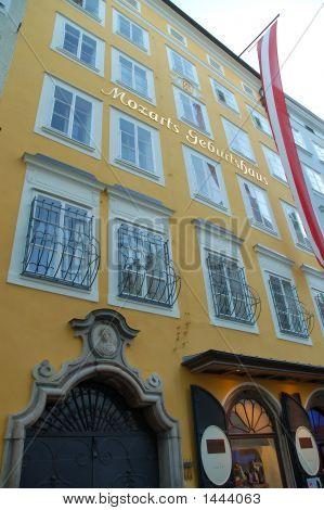 Mozart'S Birthplace